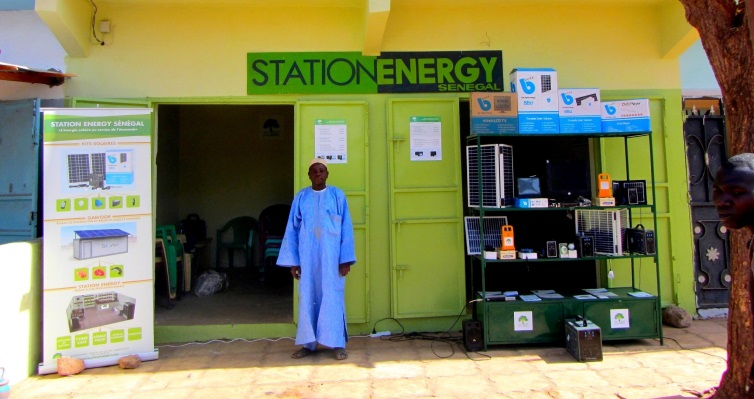 station energy